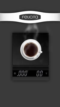 Felicita Coffee poster