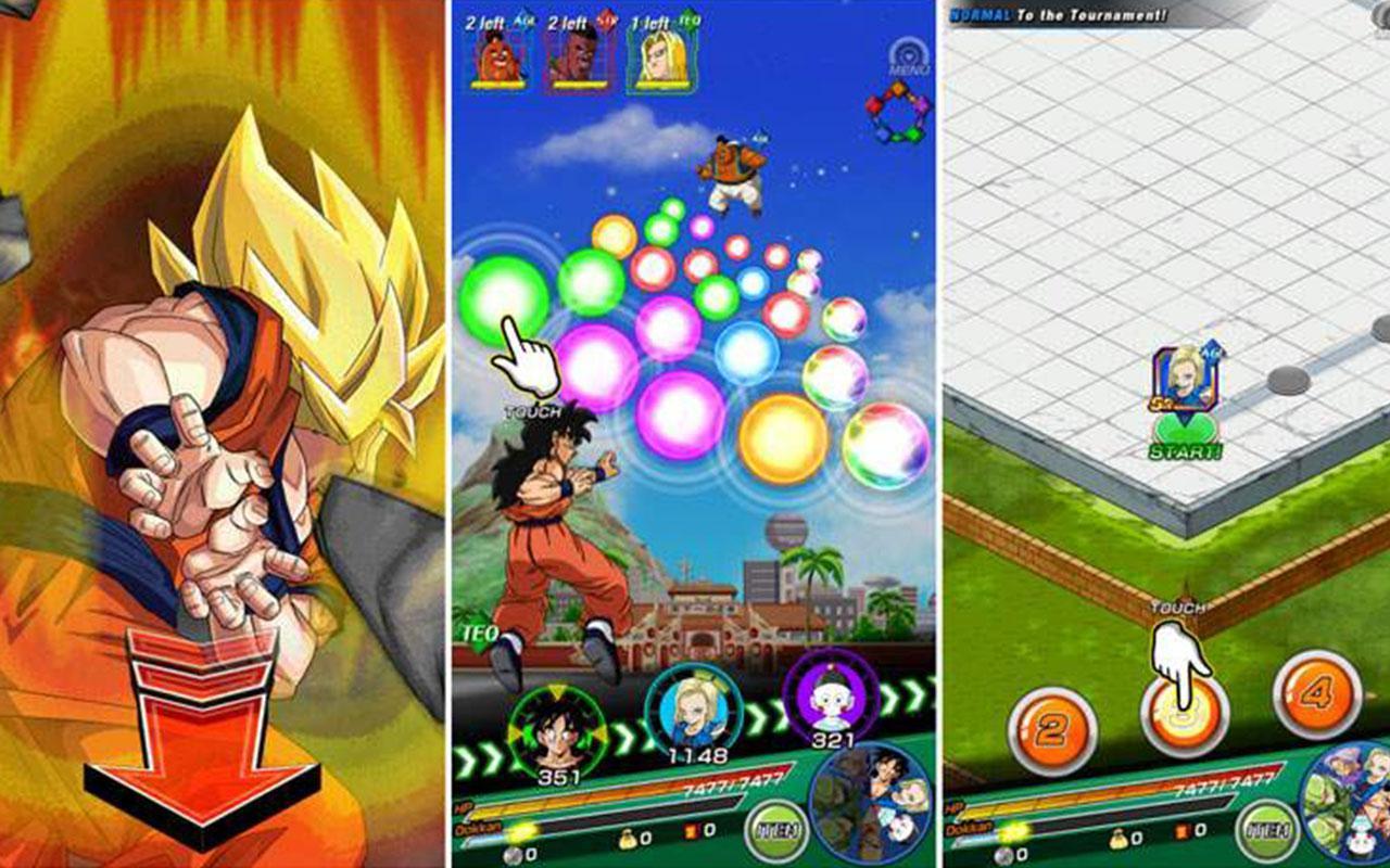 dragon ball dokkan battle japan apk ios