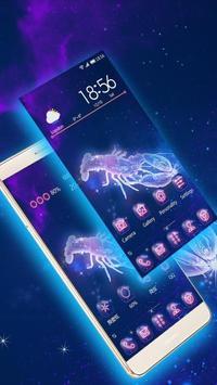Scorpio 91 Launcher Theme apk screenshot