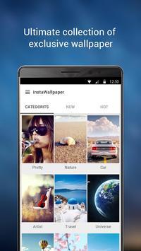 InstaWallpaper-Backgrounds HD apk screenshot