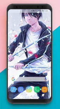 Noragami Wallpaper Anime screenshot 3