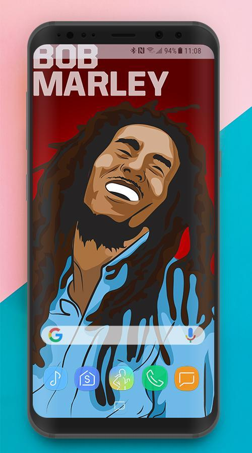 Bob Marley Hd Wallpaper For Android Apk Download