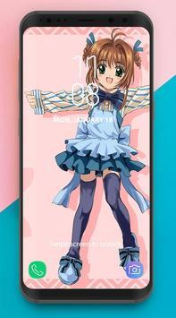 Cardcaptor Sakura Wallpaper screenshot 2