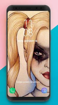 Harley Quinn Wallpapers HD poster
