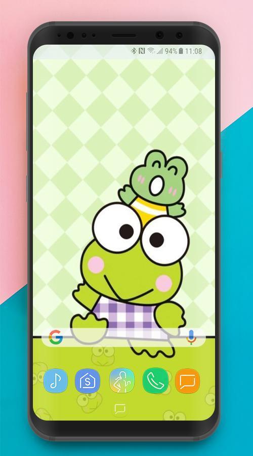 Gambar Keroppi Untuk Wallpaper Wa Keroppi Cute Wallpapers For Android Apk Download