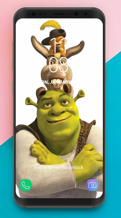 Shrek Wallpaper For Android Apk Download