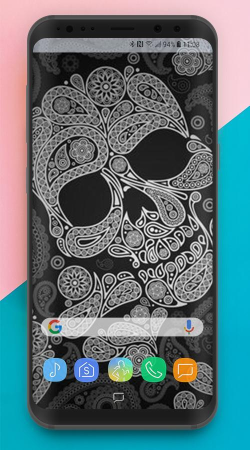 Skull Graffiti Wallpaper Hd For Android Apk Download