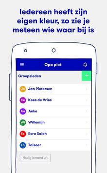 Fello – gratis familie agenda voor mantelzorgers apk screenshot