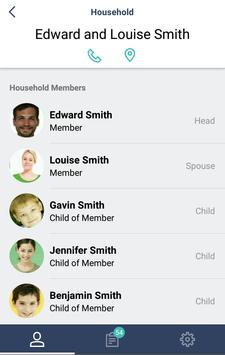FellowshipOne Mobile screenshot 1