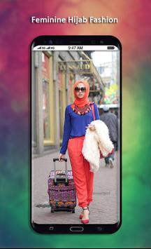Feminine Hijab Fashion poster