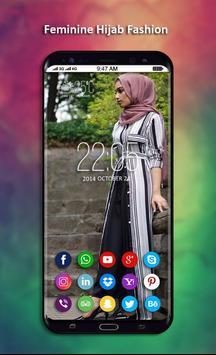 Feminine Hijab Fashion apk screenshot