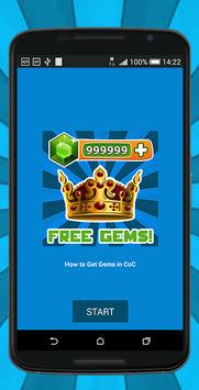 Guide: How to Get Gems in CoC poster