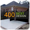 400 Fence House Design