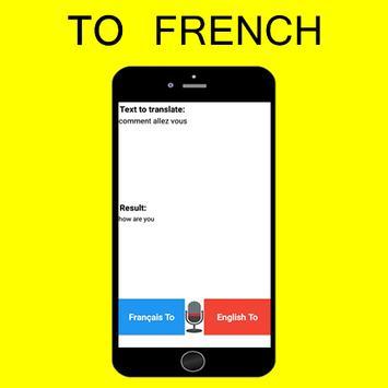French English Transator screenshot 2