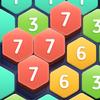 Hexa Puzzledom icône