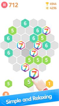 Hexa Puzzledom screenshot 3