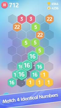 Hexa Puzzledom screenshot 1