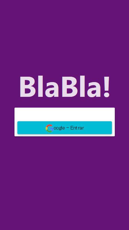 chat bla bla
