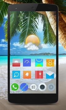 Transparent Phone Live Wallpaper poster