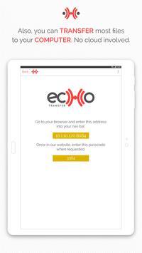 Echo Transfer by Fenix Data screenshot 7