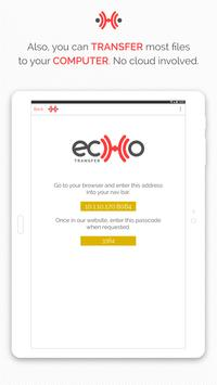 Echo Transfer by Fenix Data screenshot 12