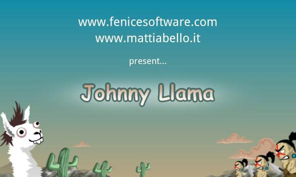 Johnny Llama Lite apk screenshot