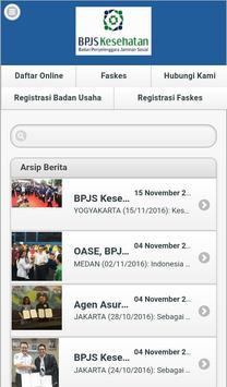 BPJS KU : Cek Iuran BPJS apk screenshot
