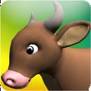 Корова фермы APK