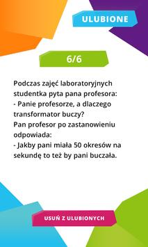 Dowcipy i żarty po polsku apk screenshot