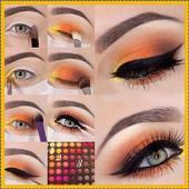 makeup styles icon