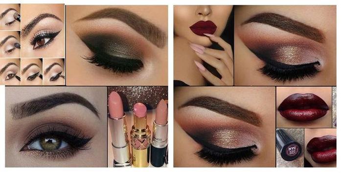 makeup styles screenshot 4