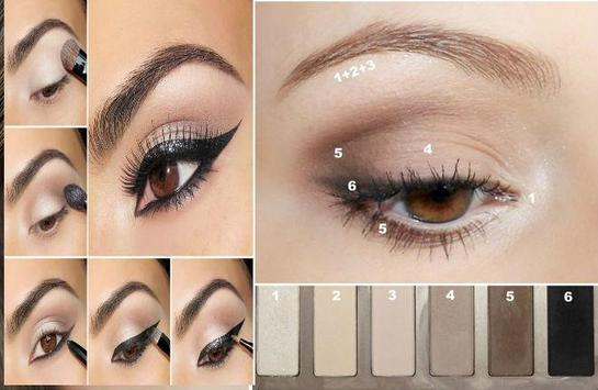 makeup styles screenshot 8
