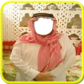 Photo Editor Shemagh Ghutra icon