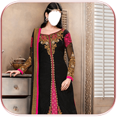 Photo Editor Sharara dress icon