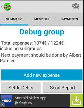 Expense Sharer screenshot 3
