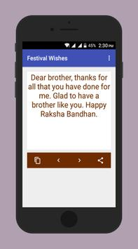 Festival Wishes screenshot 3