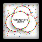Festival Photo Studio icon