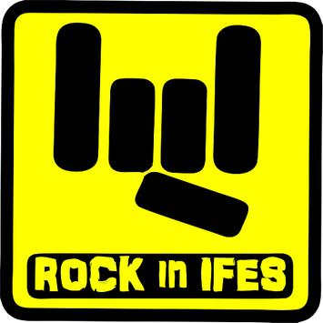 Rock in IFES poster