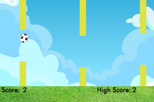 FlappyBall apk screenshot