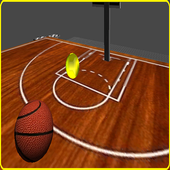 The Basketball and Coins icon