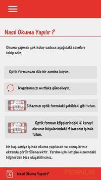 Çalışkan Arı Optik Okuma apk screenshot