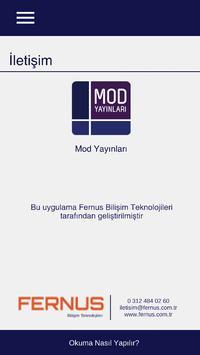 Mod Yayınları Optik Okuma screenshot 2