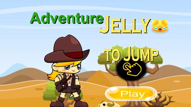 Adventure Jelly poster