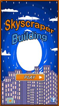 Skyscraper Building poster