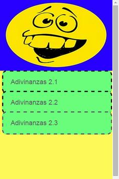 Adivinanzas 2 apk screenshot