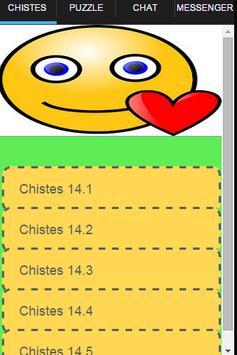 Chistes 15 apk screenshot
