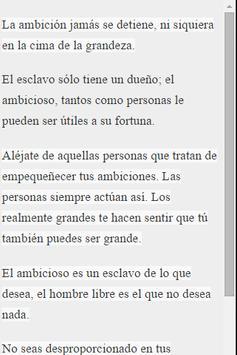 Frases De Cualidades 1 screenshot 2