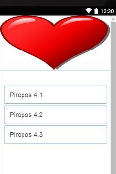 Piropos 5 poster