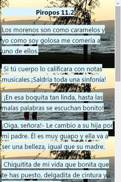 Piropos 11 screenshot 2