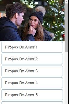 Piropos De Amor poster